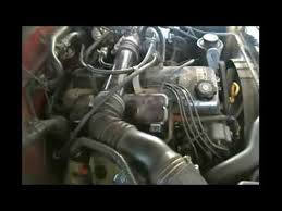 1996 toyota tacoma 4X4 spark plug change - YouTube
