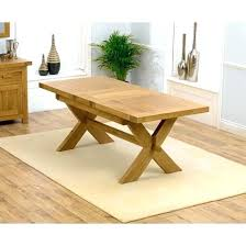 extending dining table oak decoration gorgeous round extendable