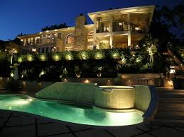 artistic outdoor lighting. bel air landscape lighting by artistic illumination outdoor t