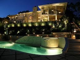 artistic outdoor lighting. bel air landscape lighting by artistic illumination outdoor t