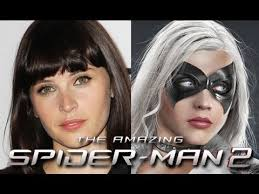 felicity jones spiderman. Plain Spiderman Felicity Jones Confirms She Has A Costume In The Amazing SpiderMan 2 Spiderman