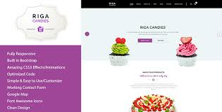 candy template. Brilliant Template Riga  Candy U0026 Sweets HTML Template Shopping Retail And