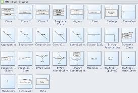 uml diagram symbolsuml class diagram symbols