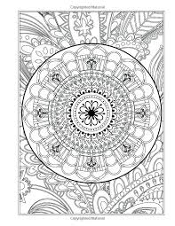 Pixel Art Coloring Pages The Garden Mandala An Adult Coloring Book