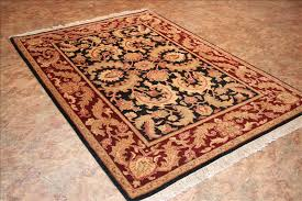 home design elegant hand knotted rugs from india on 5x8 persian 5x7 oriental rug hand