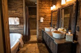Superior Log Cabin Bathroom Decorating Ideas1200 X 801