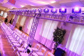 ld blaine hentz used chauvet professional well flex units for downlighting at new york fashion week