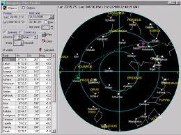Star Chart Software Navigator Light Software