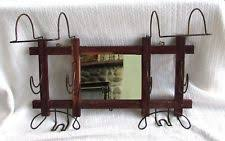 Antique Oak Coat Rack Antique Oak Coat Rack eBay 47