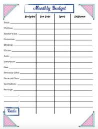 free family budget worksheet free printable family budget worksheets budgeting worksheets