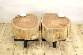 wood stump furniture. Tree Trunk Side Table Coffee Tablemarvelous Natural Stump Slices Canada Wood Furniture