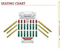 Paradise Cove Seating Chart Seating Chart Paradise Cove Luau Oahu