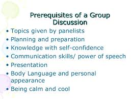 group discussion ppt 5