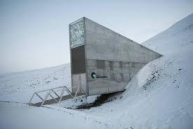 Вечная мерзлота угольная шахта и piqlfilm новый подход к  Архив открытый в марте сего года расположился в тех же отработанных угольных шахтах что и Всемирное хранилище семян global seed vault