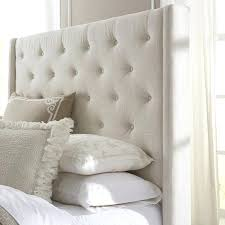 fabric headboards queen bed