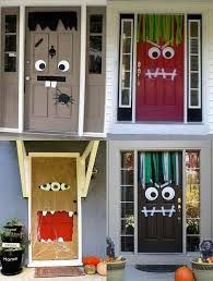 halloween door decorating ideas. 39 Best Halloween Door Decoration Ideas Images On Pinterest Cute Idea  Monster Door, Holidays And Halloween Door Decorating Ideas