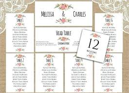 Wedding Reception Templates Free Free Simple Wedding Reception Seating Chart Template Poster