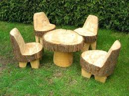 furniture made from tree trunks. Furniture Made From Trees Recycled Tree Trunks Stump Melbourne H