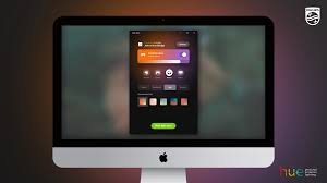 Hue Light To Music New Philips Hue App Syncs Your Lights To Games Music