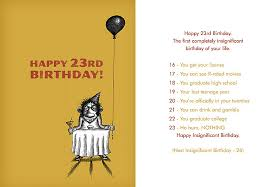 18th Birthday Quotes Magnificent 48 Happy 48rd Birthday The First Insignificant Birthday Of Your