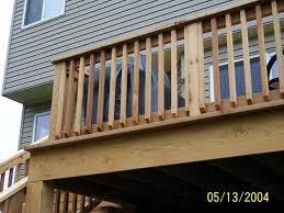 Staircase Railing Ideas stair railing ideas s designs wood deck stair railing ideas 3310 by guidejewelry.us