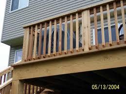 Staircase Railing Ideas stair railing ideas s designs wood deck stair railing ideas 3310 by xevi.us