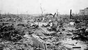 bombing hiroshima and nagasaki was the right thing to do about one month after the dropping of the first atomic bomb on aug 6