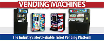 Vending Machine Charity Stickers Inspiration Maxim PullTab Vending Machines American Games Pull Tab Tickets