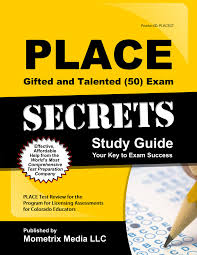 get ations place gifted and talented 50 exam secrets study guide place test review for