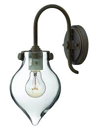 Nuvo Lighting 60 5414 Hinkley 3177oz Restoration One Light Wall Sconce From