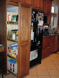 pantry cabinet with pull out shelves kitchen storage ideas organize drawers pullout pantries kitchen cabinet slide