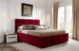 Купить в Екатеринбурге <b>кровать</b> с мягким изголовьем спинки