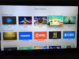Tvos App Store Gains Top Charts Section For Top Paid Free