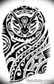 тату полинезия эскизы на руку 08032019 002 Tattoo On Hand
