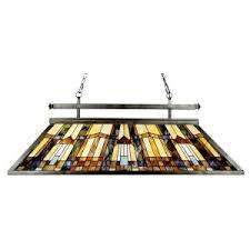 pool table lights. Quoizel Inglenook TFIK348VA Tiffany Island Light Pool Table Lights