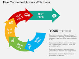 Arrow Ring Chart Powerpoint Powerpoint Tutorial 5 Simplest Way To Create Circular