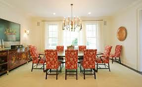 red upholstered dining room chairs. Red Upholstered Dining Room Chairs Great Gen4congress Throughout Pantry Versatile