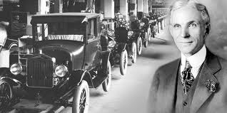 Henry Ford: Horseless Carriages, Zero Emissions and Driverless Cars