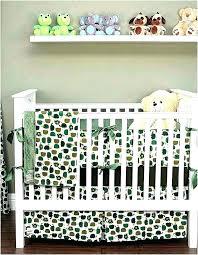 turtle crib sets bed turtle nursery bedding set