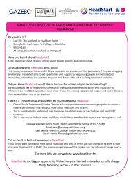 headstart monthly 2017 headstart fm wolverhampton flyer pdf