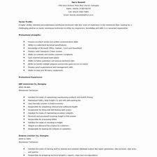 36 Briliant Warehouse Manager Job Description For Resume Sierra