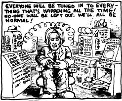 Cartoon Quotes New 48 EyeOpening R Crumb Quotes On Psychedelics Mass Culture Art