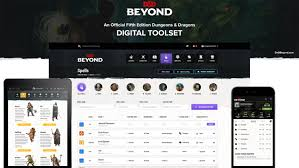 d and d online character sheet inside dungeons and dragons beyond interview digital trends
