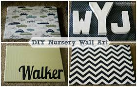 diy nursery wall art tour on diy baby boy wall art with diy nursery wall art tour home art decor 48120