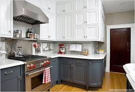 Say good bye to the stark white kitchen and introduce a pop of colour to your home with these colourful kitchen cabinet ideas. Two Tone Kitchen Cabinet Trend Kitchen Cabinet Styles Kitchen Cabinet Trends Kitchen Cabinet Design