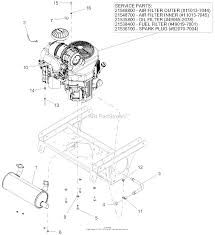1997 ford 460 engine diagram front