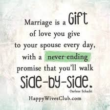 Quotes About Christian Marriage Best of