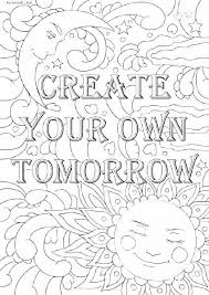 Create Your Own Coloring Page And Words Coloring Pages Make Your Own