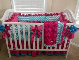 best girl crib bedding