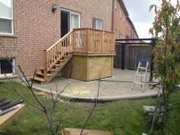 cheap decks in toronto how much does it cost get a deck estimate cost t67